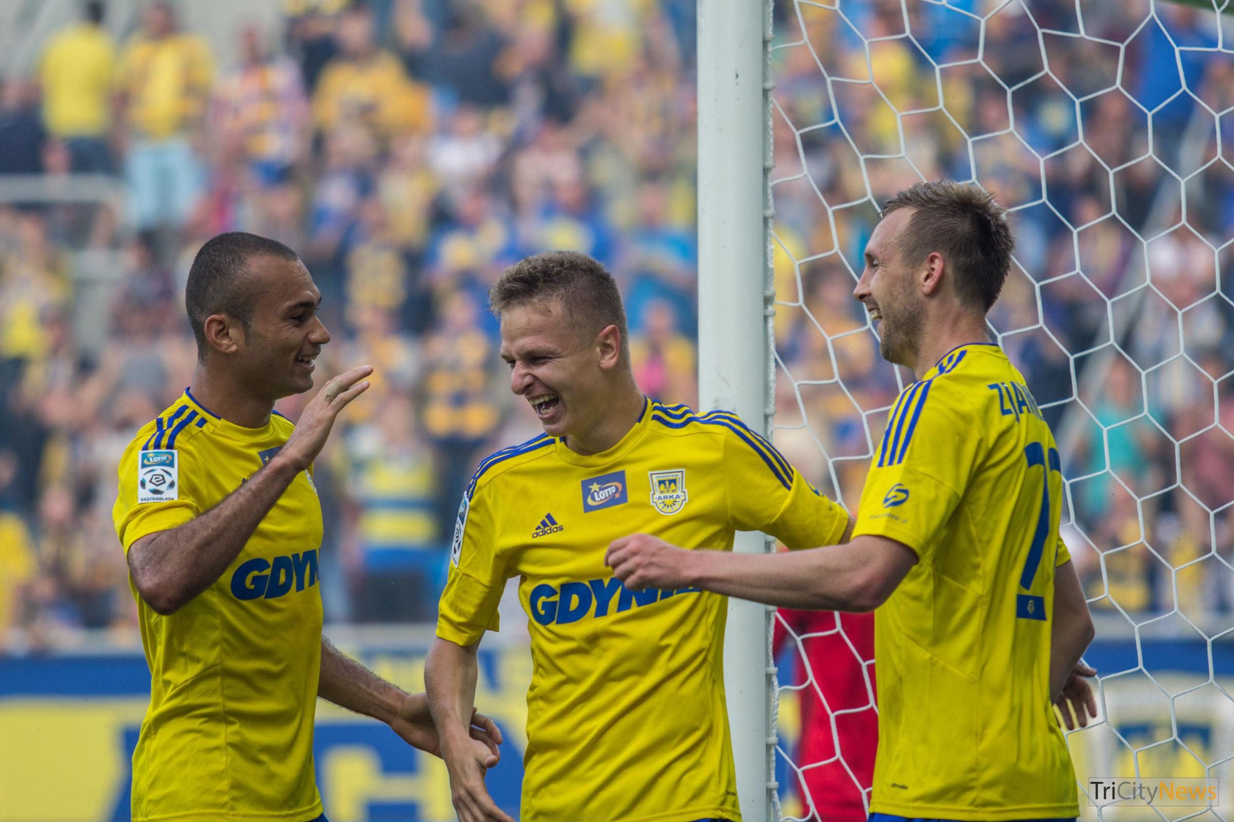 Arka Gdynia, Photo: Jakub Woźniak/Tricity News