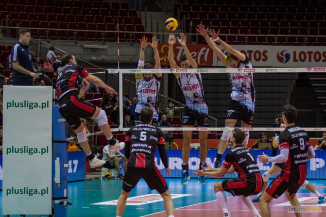 Lotos Trefl Gdansk Asseco Resovia – Photo Jakub Woźniak-10
