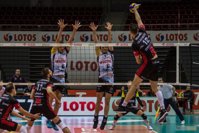 Lotos Trefl Gdansk Asseco Resovia – Photo Jakub Woźniak-11