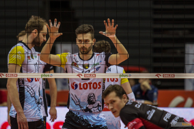 Lotos Trefl Gdansk Asseco Resovia – Photo Jakub Woźniak-12