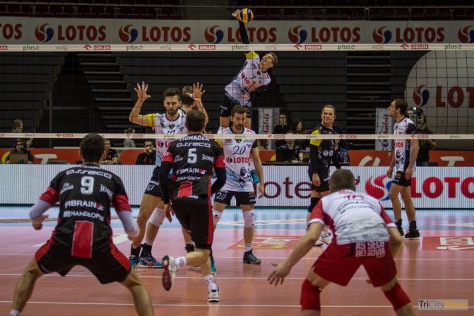 Lotos Trefl Gdansk Asseco Resovia – Photo Jakub Woźniak-13
