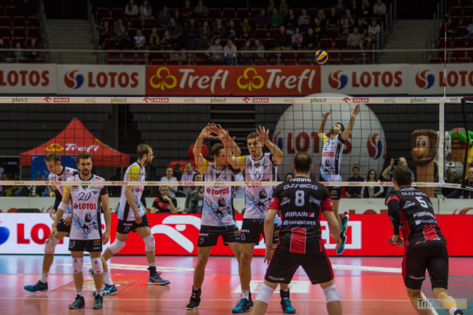 Lotos Trefl Gdansk Asseco Resovia – Photo Jakub Woźniak-25