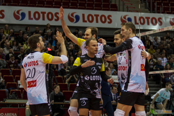 Lotos Trefl Gdansk Asseco Resovia – Photo Jakub Woźniak-4