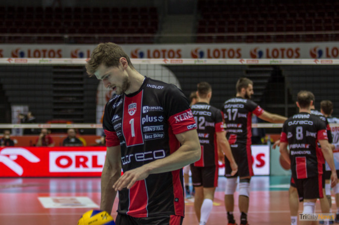 Lotos Trefl Gdansk Asseco Resovia – Photo Jakub Woźniak-5