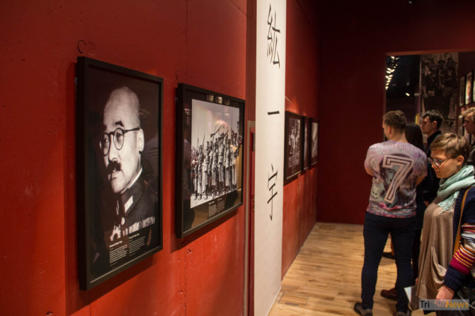 The Museum of The Second World War – Photo Jakub Woźniak-14
