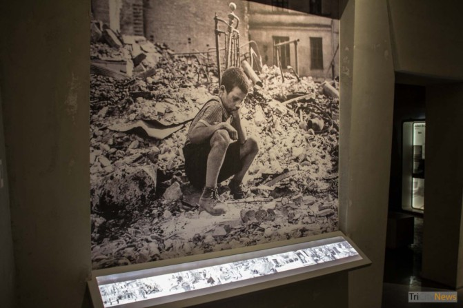 The Museum of The Second World War – Photo Jakub Woźniak-21