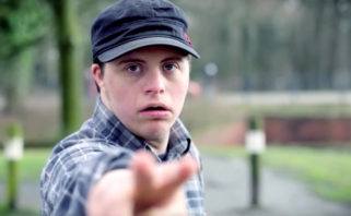 A frame from video Happy World Down Syndrome Day owned by Paul Väthröder