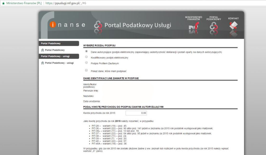 http://www.finanse.mf.gov.pl/pp/wstepnie-wypelnione-zeznanie-podatkowe-pfr