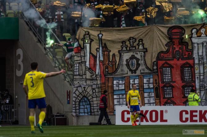 Lechia Gdansk – Arka Gdynia photo Jakub Woźniak Tricity News-11