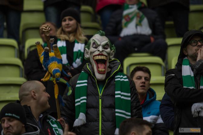 Lechia Gdansk – Arka Gdynia photo Jakub Woźniak Tricity News-4