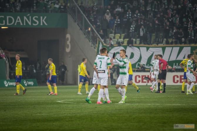 Lechia Gdansk – Arka Gdynia photo Jakub Woźniak Tricity News-46