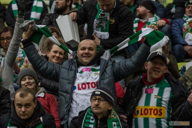 Lechia Gdansk – Arka Gdynia photo Jakub Woźniak Tricity News-6