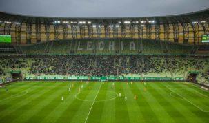 Lechia Gdansk - Zaglebie Lubin, photo: Jan Golaszewski/Tricity News