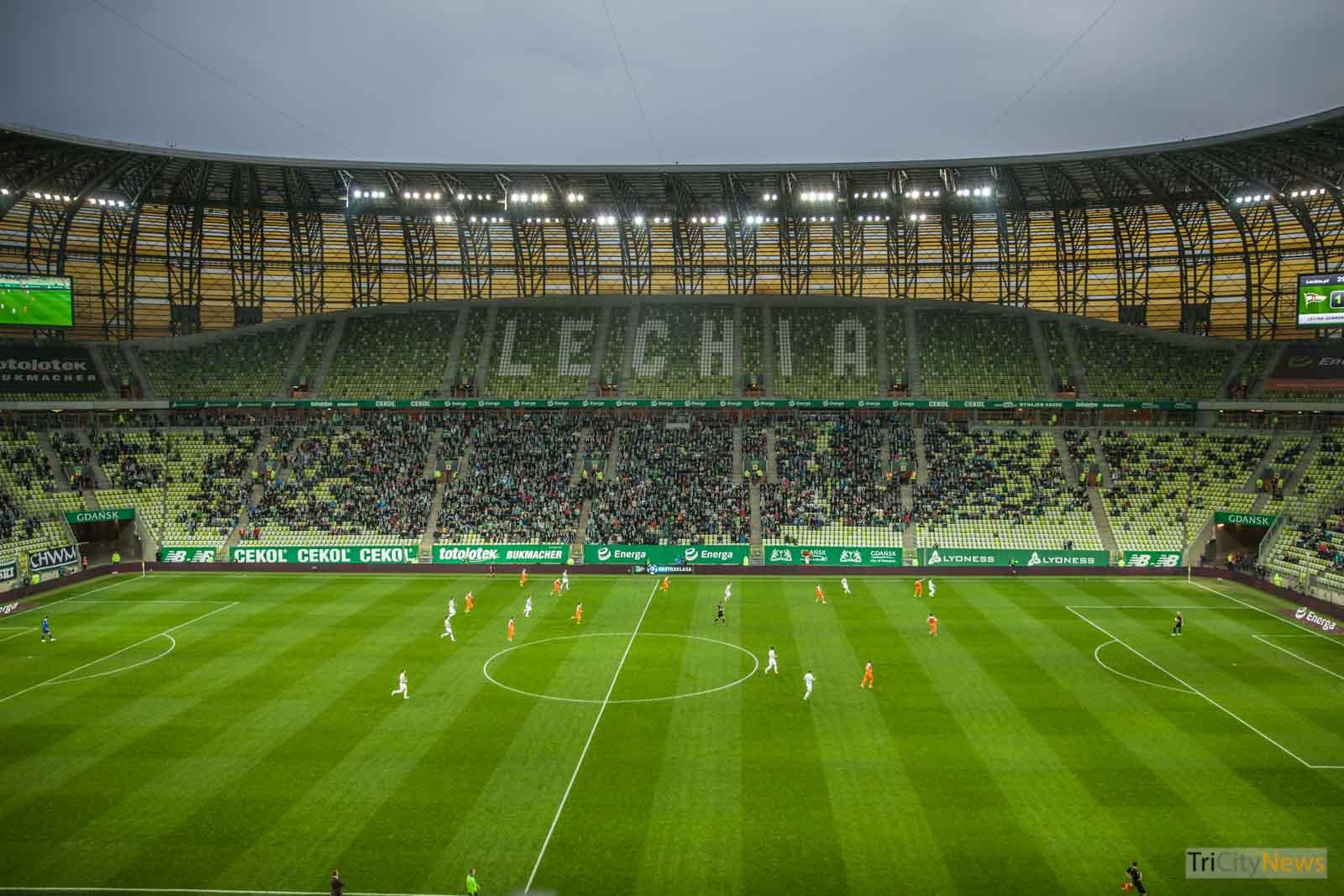 Lechia Gdansk back to winning ways at the Energa - TriCityNews