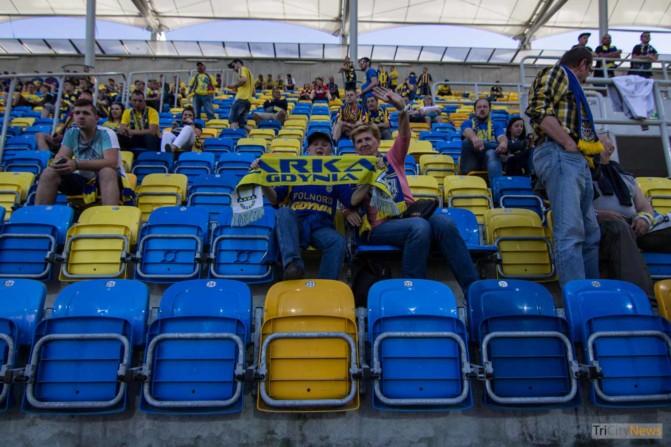 Arka Gdynia – Ruch Chorzów Photo Jakub Wozniak Tricity News-2