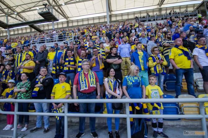Arka Gdynia – Ruch Chorzów Photo Jakub Wozniak Tricity News-6