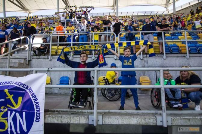 Arka Gdynia – Ruch Chorzów Photo Jakub Wozniak Tricity News-7