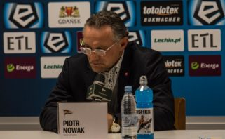 Piotr Nowak - Lechia Gdansk, Photo: Jakub Wozniak/Tricity News