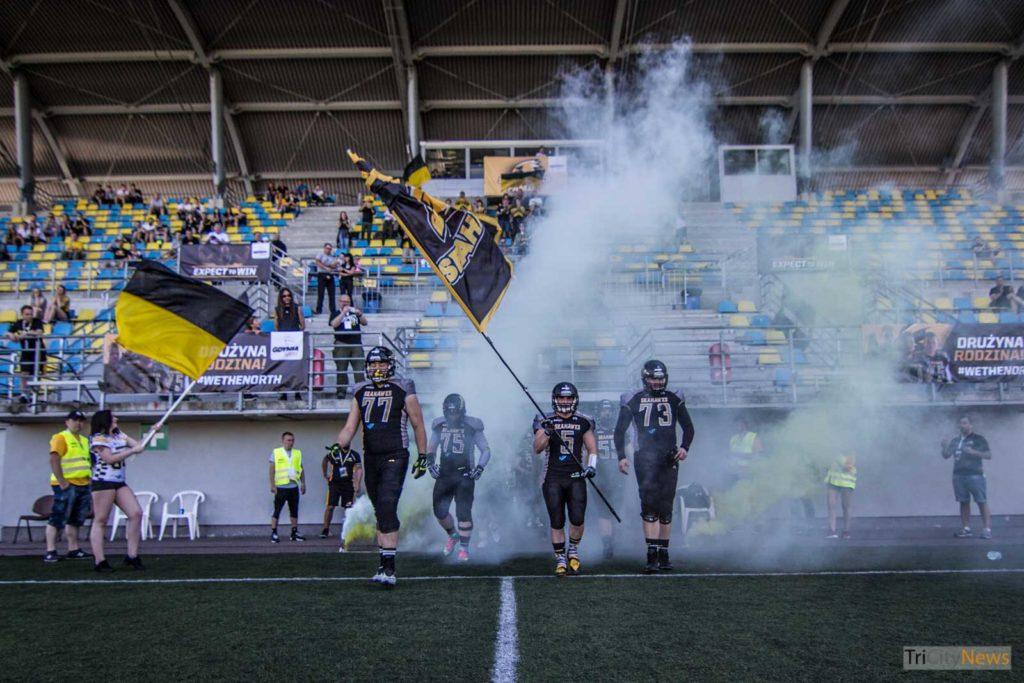 Seahawks Gdynia - Husaria Szczecin, Photo: Jakub Wozniak/Tricity News