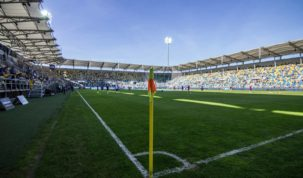 Gdynia Stadium, Photo: Jakub Wozniak/Tricity News