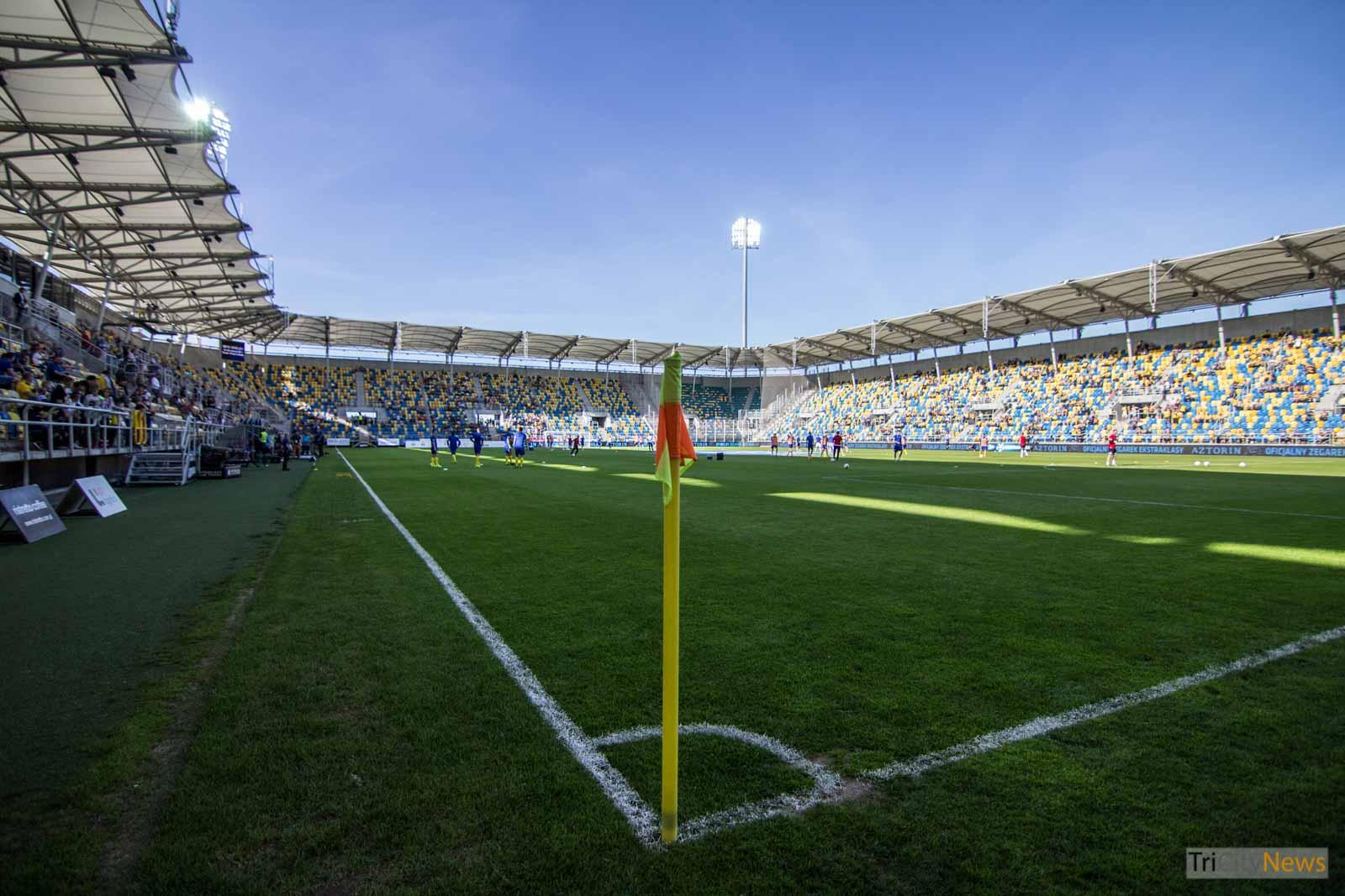 Gdynia Stadium, Photo: Jakub Wozniak/Tricity News