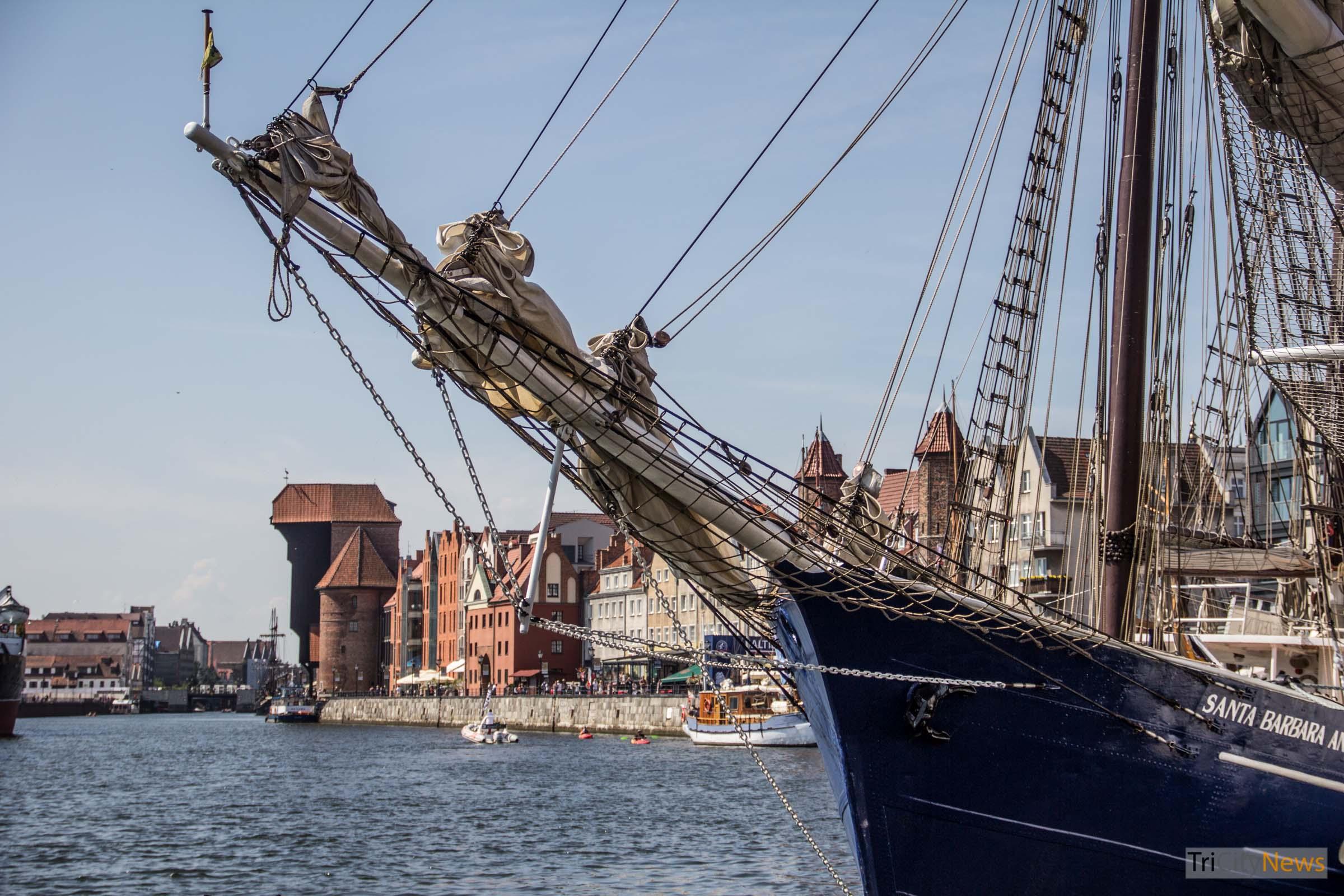 Baltic Sail 2016 in Gdansk, Photo: Jakub Wozniak/Tricity News
