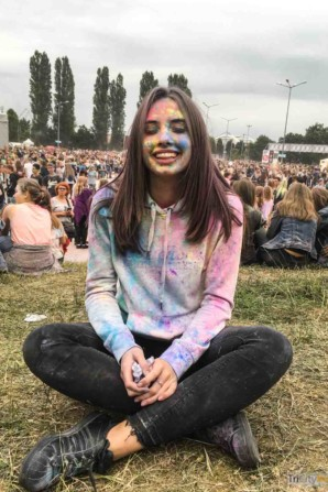 Festival of colors in Gdansk Photo- Julia Kozlowska-Tricity News-5