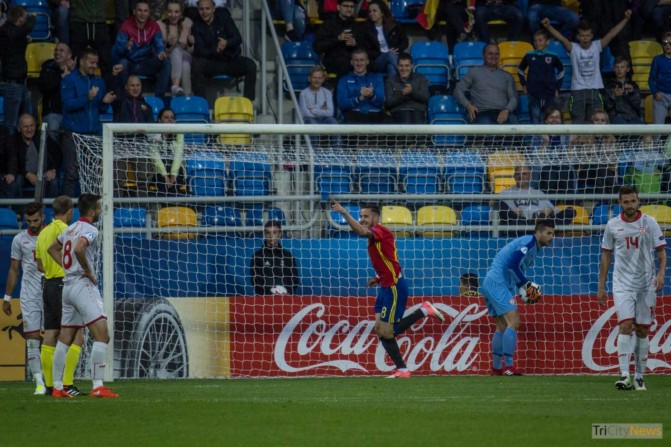 UEFA U21 European Championship, Spain – Macedonia, Photo Jakub Wozniak Tricity News-11