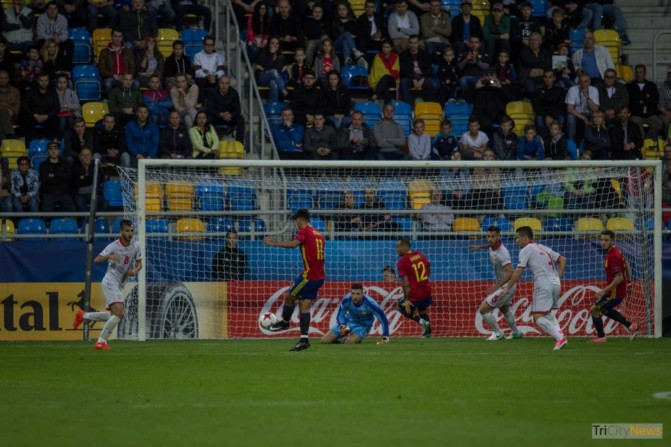 UEFA U21 European Championship, Spain – Macedonia, Photo Jakub Wozniak Tricity News-16
