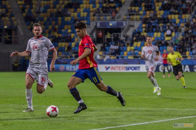 UEFA U21 European Championship, Spain – Macedonia, Photo Jakub Wozniak Tricity News-21