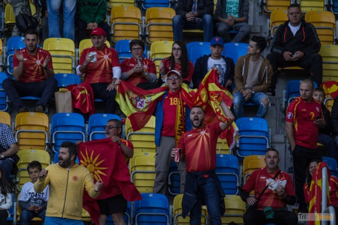 UEFA U21 European Championship, Spain – Macedonia, Photo Jakub Wozniak Tricity News-3
