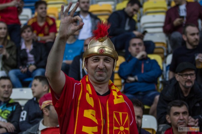 UEFA U21 European Championship, Spain – Macedonia, Photo Jakub Wozniak Tricity News-4