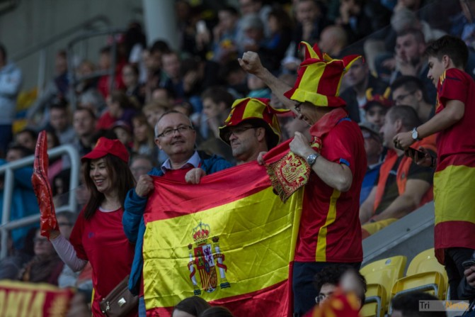UEFA U21 European Championship, Spain – Macedonia, Photo Jakub Wozniak Tricity News-5
