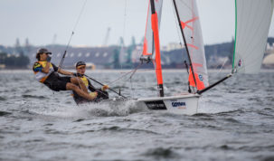 Volvo Gdynia Sailing Days, Photo: Jakub Wozniak/Tricity News