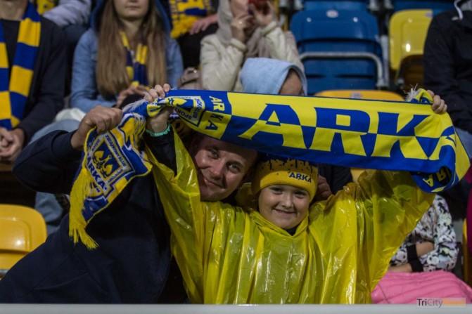 Arka Gdynia – FC Midtjylland photo Jakub Wozniak Tricity News-1