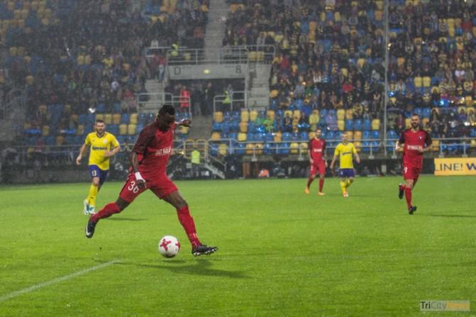 Arka Gdynia – FC Midtjylland photo Jakub Wozniak Tricity News-10