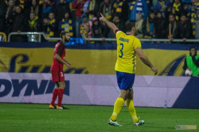 Arka Gdynia – FC Midtjylland photo Jakub Wozniak Tricity News-11