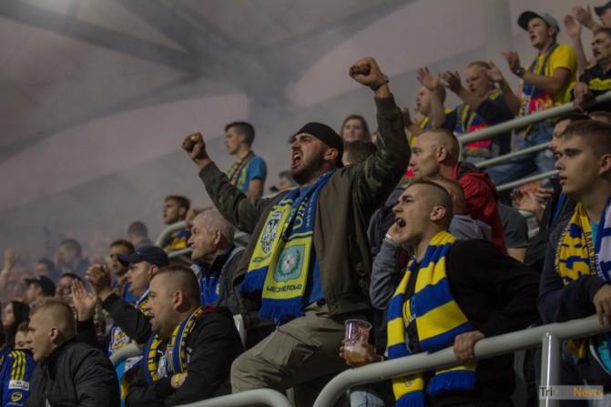 Arka Gdynia – FC Midtjylland photo Jakub Wozniak Tricity News-13