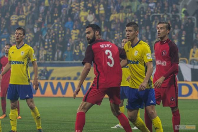 Arka Gdynia – FC Midtjylland photo Jakub Wozniak Tricity News-16