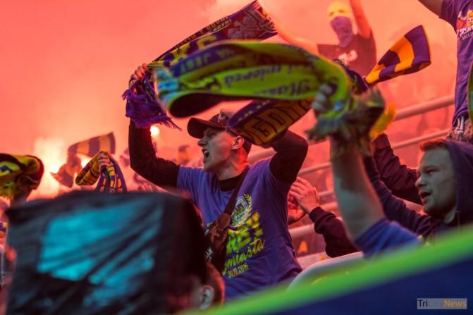 Arka Gdynia – FC Midtjylland photo Jakub Wozniak Tricity News-17