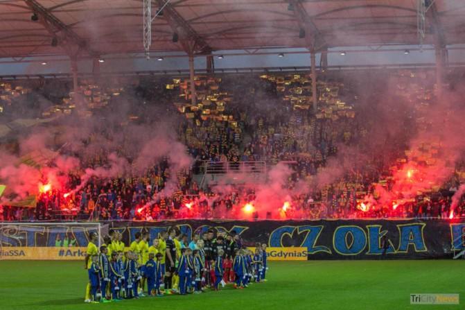 Arka Gdynia – FC Midtjylland photo Jakub Wozniak Tricity News-2