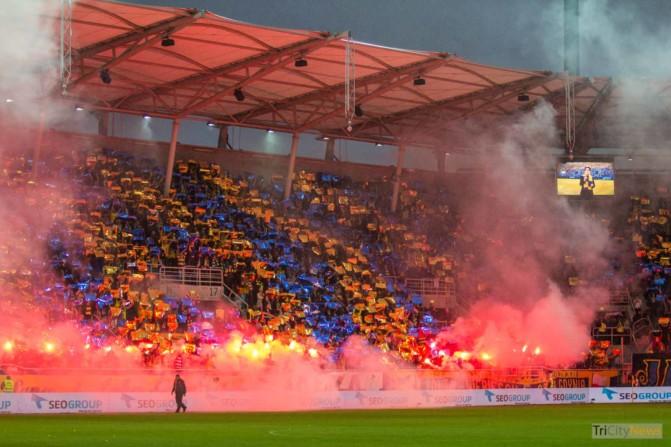 Arka Gdynia – FC Midtjylland photo Jakub Wozniak Tricity News-3