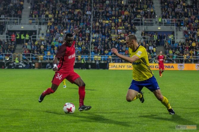 Arka Gdynia – FC Midtjylland photo Jakub Wozniak Tricity News-31