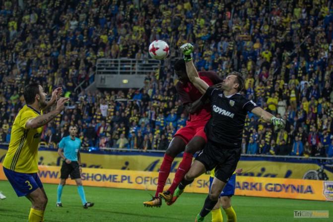 Arka Gdynia – FC Midtjylland photo Jakub Wozniak Tricity News-32