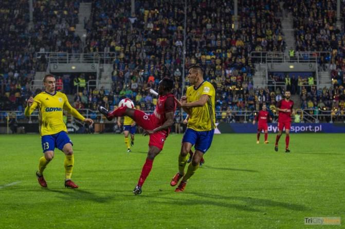 Arka Gdynia – FC Midtjylland photo Jakub Wozniak Tricity News-33