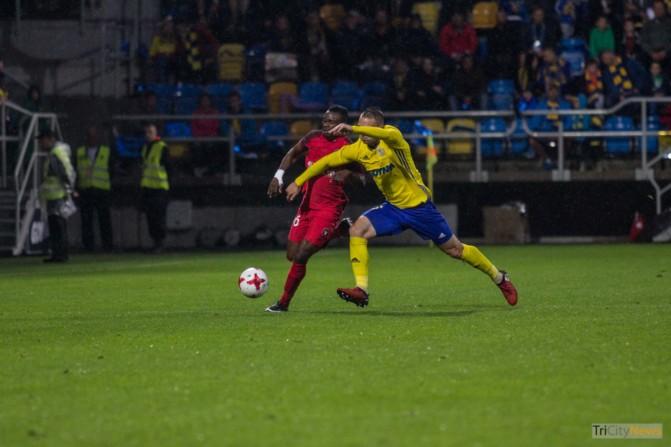 Arka Gdynia – FC Midtjylland photo Jakub Wozniak Tricity News-34
