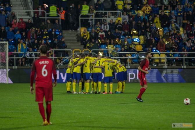 Arka Gdynia – FC Midtjylland photo Jakub Wozniak Tricity News-35