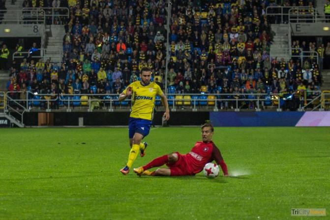 Arka Gdynia – FC Midtjylland photo Jakub Wozniak Tricity News-45