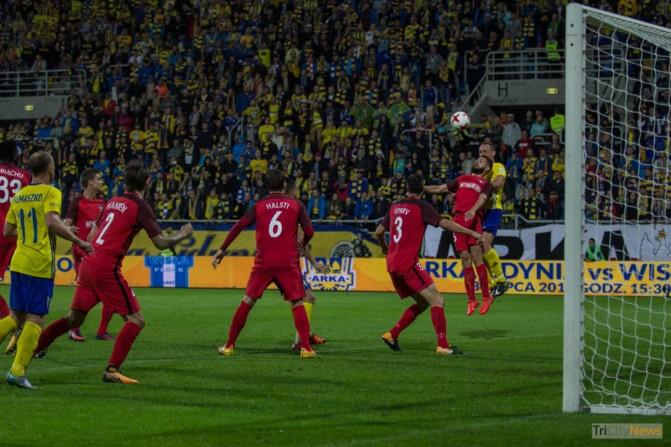 Arka Gdynia – FC Midtjylland photo Jakub Wozniak Tricity News-46