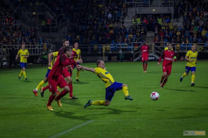 Arka Gdynia – FC Midtjylland photo Jakub Wozniak Tricity News-47